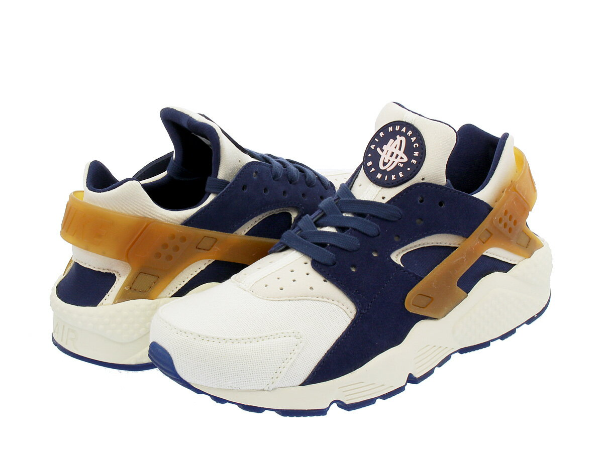 NIKE AIR HUARACHE RUN PREMIUM  【ALE BROWN PACK】 ナイキ エア ハラチ ラン プレミアム SAIL/MIDNIGHT NAVY/ALE BROWN/PEARL PINK