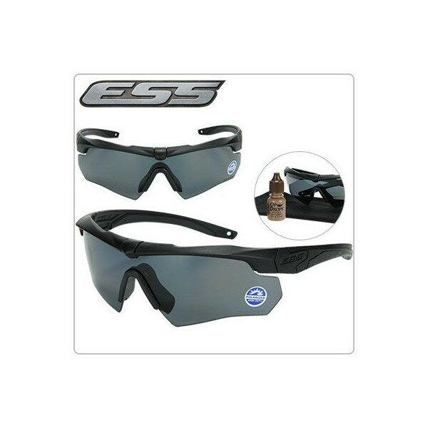ESS イーエスエス スポーツサングラスCrossbow クロスボウ Polar ONE ポーラーワン スポーツグラス UVカット 740-0494