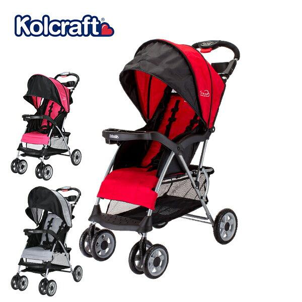 [全品送料無料]コルクラフト ベビーカー  クラウド ストローラー 軽量 コンパクト 安全 赤ちゃん KL020 KOLCRAFT Cloud Plus Lightweight Stroller