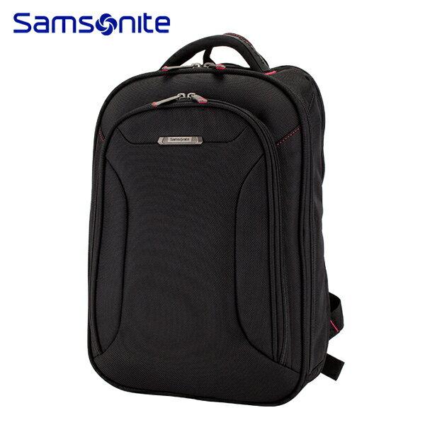 サムソナイト Samsonite ミニ バックパック リュックサック ゼノン3 89435-1041 ブラック XENON 3 バッグ 鞄 かばん メンズ ビジネスバッグ 通勤 通学