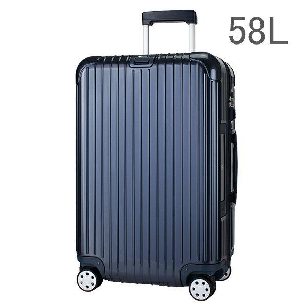 【E-Tag】 電子タグ  RIMOWA リモワ SALSA Deluxe サルサデラックス 830.63.12.4 マルチホイール blue ブルー MultiWheel 58L 送料無料