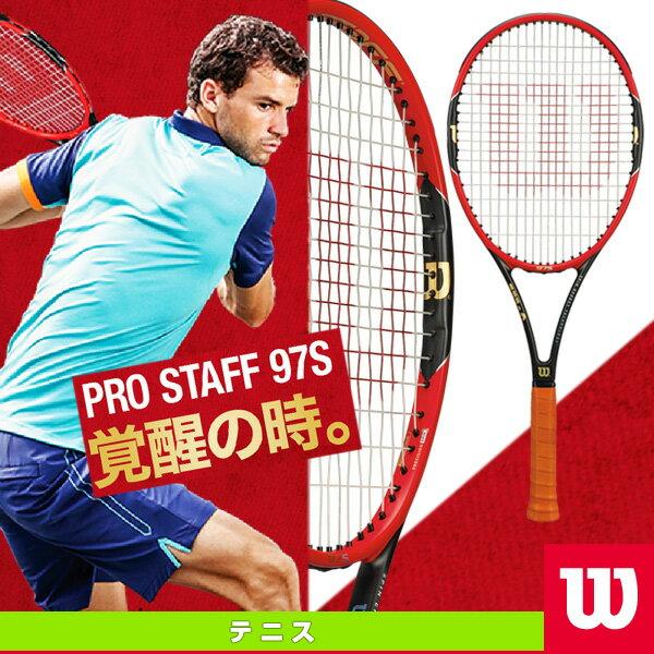 PRO STAFF 97 S/プロスタッフ 97 スピン(WRT730110)《ウィルソン テニス ラケット》