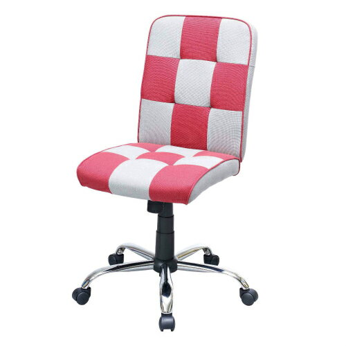 【新商品】【安心のメーカー直営店】ファブリックチェア メキア レッド MFC-RDオフィスチェア | デスクチェア | パソコンチェア | 椅子 | 昇降機能 | ロッキング | 360度回転 | デザインチェア