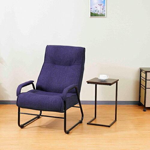 【メーカー公式ショップ】ドウシシャ DOSHISHA ソファ ソファー 1人掛け 1人用ソファ 座椅子 おしゃれ デザイン 高座椅子 座椅子 肘付き レバー式インテリアチェア ルミナスクラブオリジナル リクライニング9段階(レバー式)[2色]グレー:ORIC-GY/ネイビー:ORIC-NV
