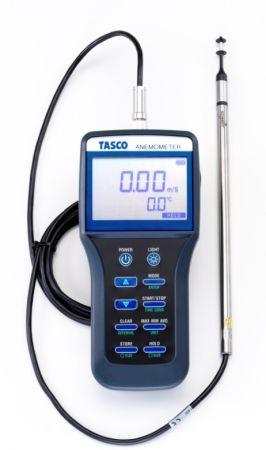 イチネンタスコ TASCO TA411DB データーロガー付風速計