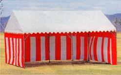ポンヂ製 紅白幕 5間(H1.8m×W9.0m)