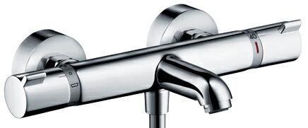 【最安値挑戦中!SPU他7倍~】浴室水栓 セラトレーディング HG13114 サーモスタット式シャワバス用湯水混合栓 Ecostat Comfort [■]