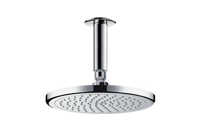 【最安値挑戦中!SPU他7倍~】浴室水栓 セラトレーディング HG26464 オーバーヘッドシャワー(φ220mm) Croma 220 [■]
