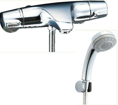 【最安値挑戦中!SPU他7倍~】水栓金具 INAX BF-J147TSB シャワーバス 洗い場専用 サーモスタット ジュエラ 逆止弁付 一般地 [□]