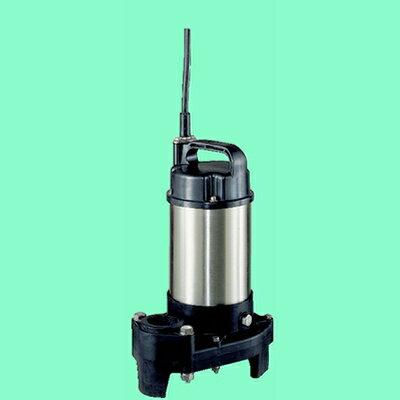 【最大27倍!最安値挑戦中】排水水中ポンプ テラル 50PL-5.75 50Hz 樹脂製 汚水タイプ 非自動式 [■]