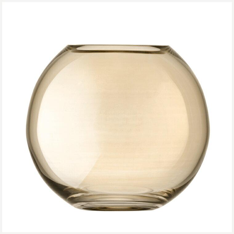 LSAインターナショナル TLA2357 G1161-16-284 POLKA VASE SHEER BRONZE 花瓶 フラワーベース ギフト プレゼント 誕生日 記念日 アレンジメント