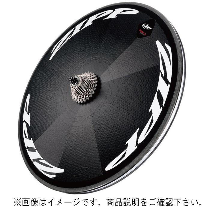 ZIPP(ジップ) Super-9 Disc チューブラー カンパ用 11S ホワイトロゴ リア用ホイール  【自転車】
