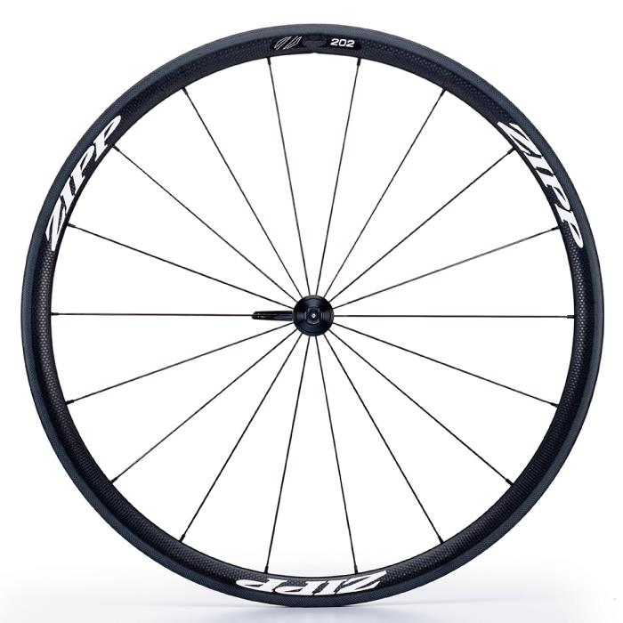 ZIPP(ジップ) 202 チューブラー ホワイトロゴ フロント用ホイール  【自転車】