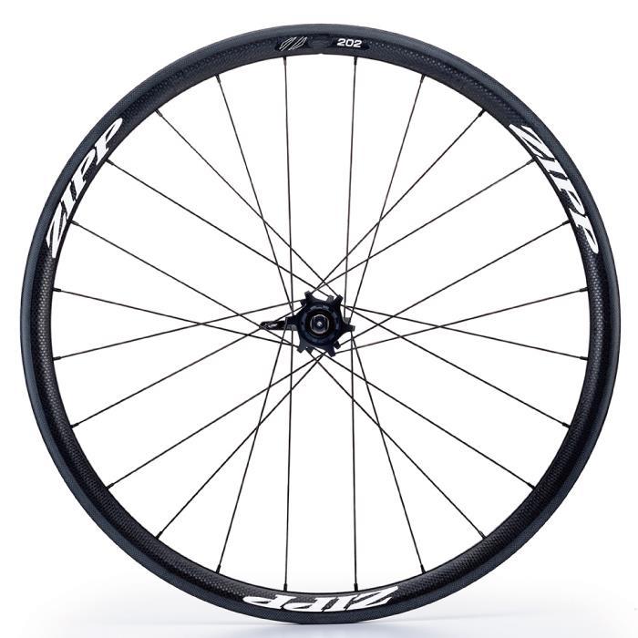 ZIPP(ジップ) 202 チューブラー ホワイトロゴ カンパ用 11S リア用ホイール  【自転車】