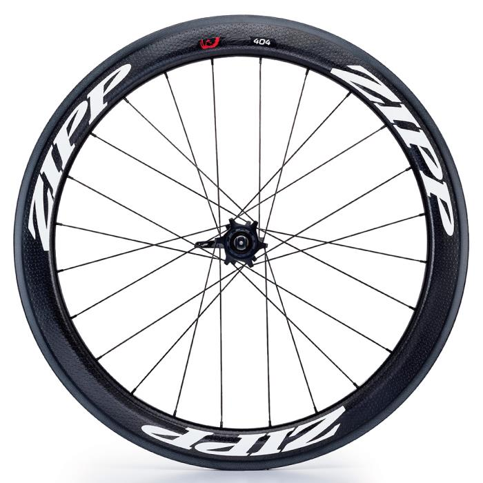ZIPP(ジップ) 404 Firecrest ファイアクレスト チューブラー ホワイトロゴ シマノ用 リア用ホイール  【自転車】