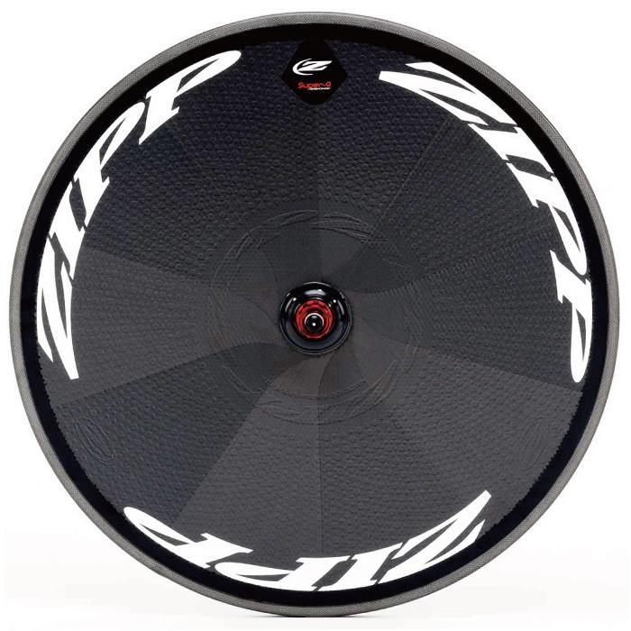 ZIPP(ジップ) Super-9 Disc クリンチャー カンパ用 11S ホワイトロゴ リア用ホイール  【自転車】