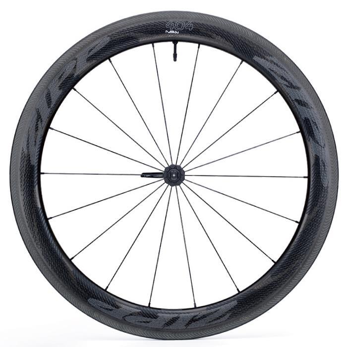 ZIPP(ジップ) 404 NSW カーボン クリンチャー WHITE Impress フロント用ホイール  【自転車】