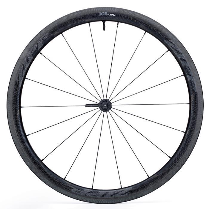ZIPP(ジップ) 303 NSW カーボン クリンチャー WHITE Impress フロント用ホイール  【自転車】