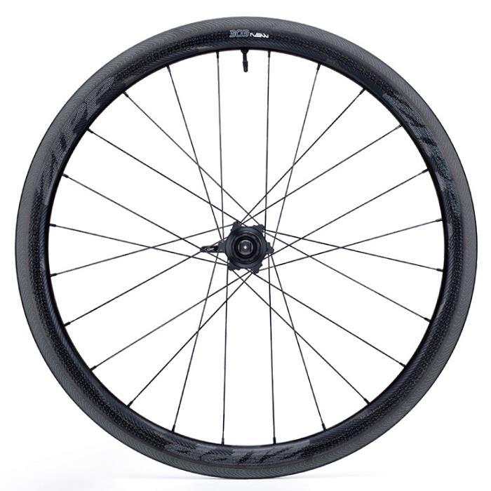 ZIPP(ジップ) 303 NSW カーボン クリンチャー WHITE Impress シマノ用 11S リア用ホイール  【自転車】