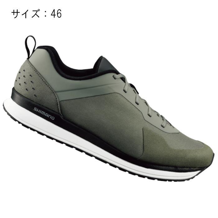 SHIMANO (シマノ) CT500MO オリーブ サイズ46 (29.2cm) シューズ
