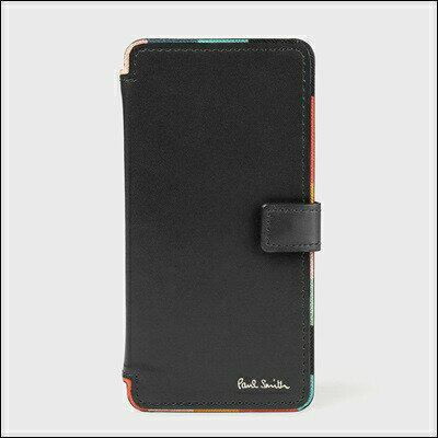 ポールスミス ポール・スミス 正規品 ポールスミス ポール・スミス アーティストストライプポップ iPhone 6/6s/7 CASE ブラック
