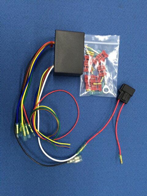 超激安 トレーラー配線用 テールコンバーター