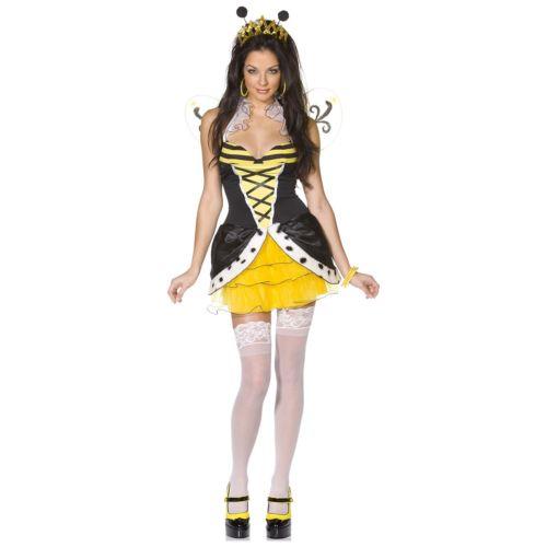Queen Beeotch 大人用 ハロウィン コスチューム コスプレ 衣装 変装 仮装
