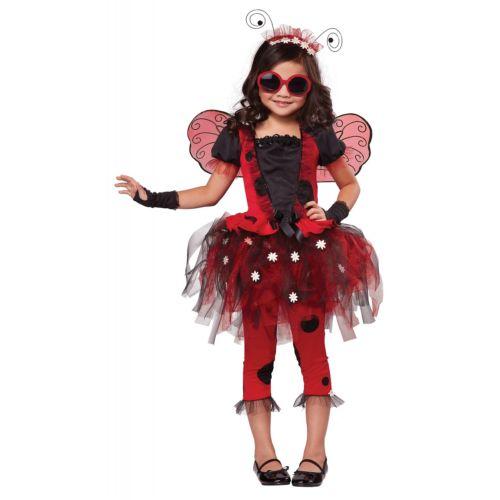 Lovely Lady Bug キッズ 子供用  ハロウィン コスチューム コスプレ 衣装 変装 仮装
