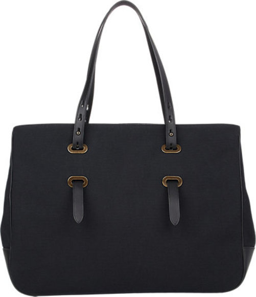 Tomas Maier Adjustable-Handle Tote