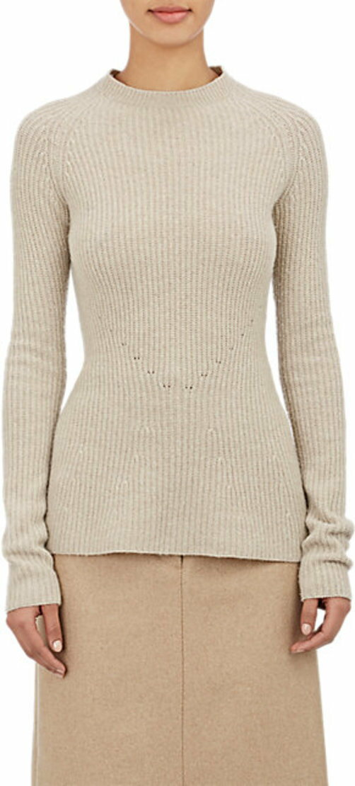 The Row Ribbed Remmsen Sweater