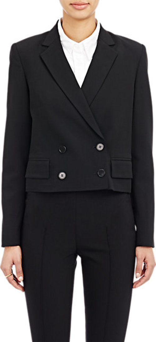 Theory Icon Cropped Blazer