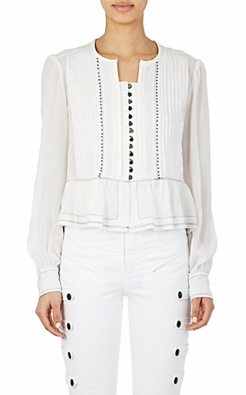 Isabel Marant Beaded Randal Blouse