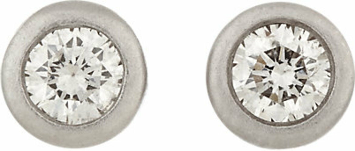 Tate Diamond Studs