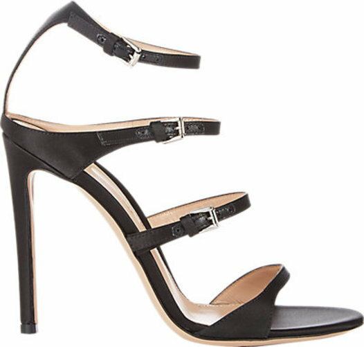 Gianvito Rossi Carey Triple-Strap Sandals