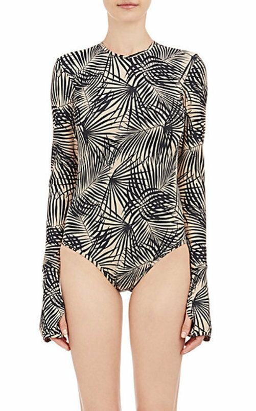 Tomas Maier Zip-Back One-Piece