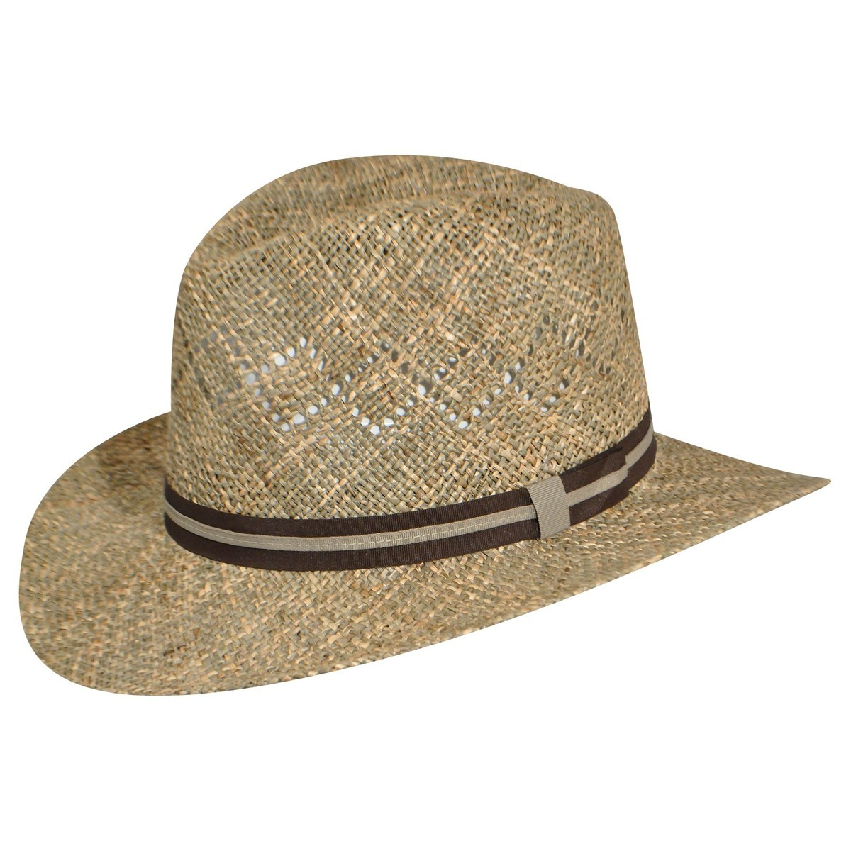 Country Gentleman Vented Linenweave Outback Hat Natural アウトバックハット 帽子 Natural