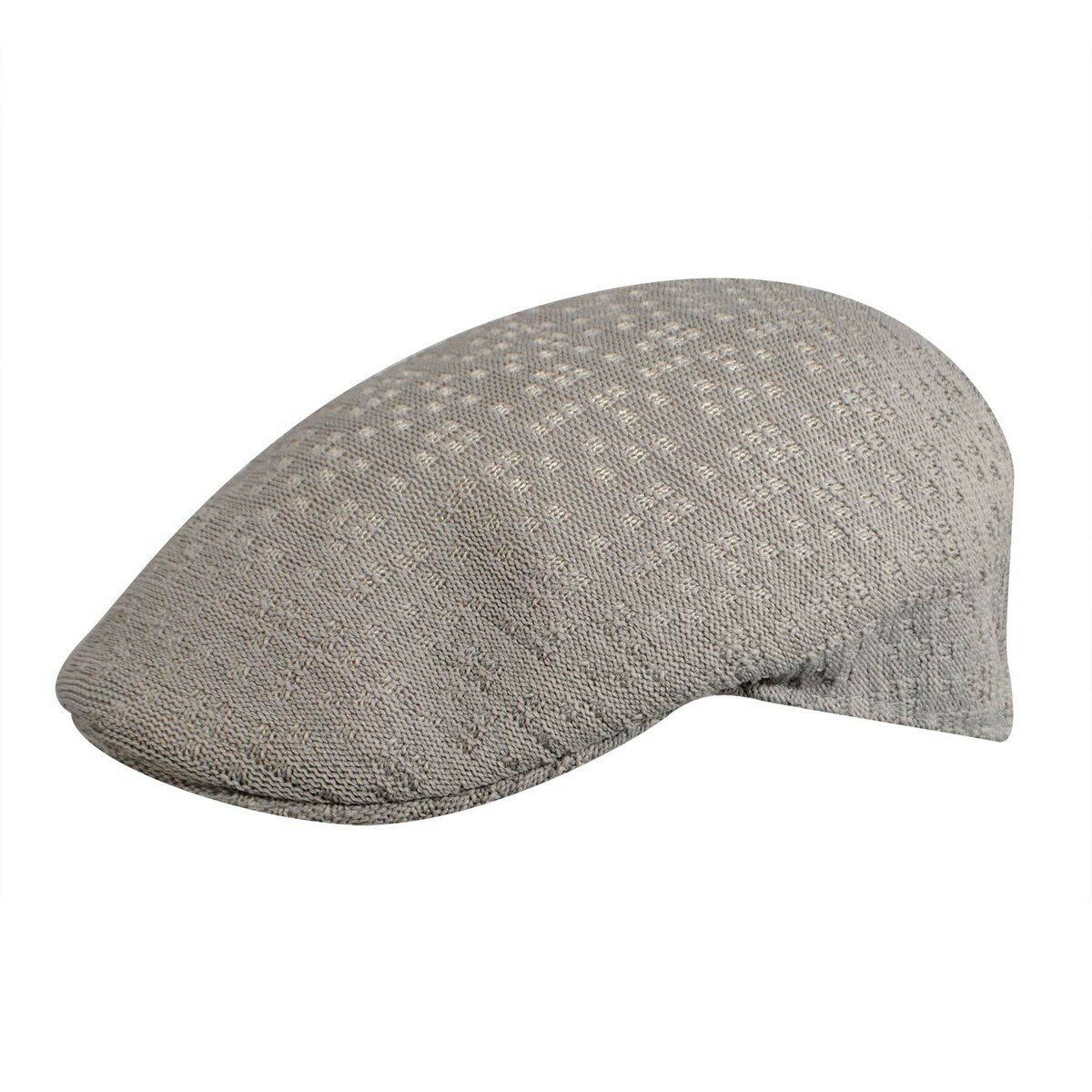 Kangol カンゴール Braille Tex 504 Grey Ivy Caps & Flat Caps 帽子 Grey
