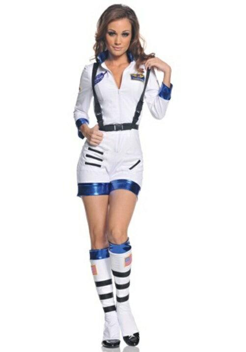 コスプレ ハロウィン セクシー ROCKET ガール 大人用 レディス 女性用 衣装 ドレス ワンピース  衣装 学園祭 文化祭 コスチューム  仮装 変装