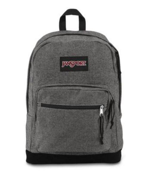 JANSPORT ジャンスポーツ バックパック リュックサック RIGHT PACK EXPRESSIONS WHITE BLACK TWO TONE TWILL  バッグ カバン