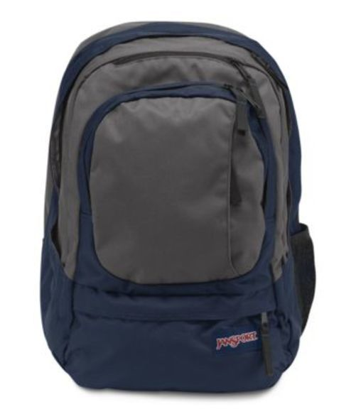 JANSPORT ジャンスポーツ バックパック リュックサック AIR CURE NAVY FORGEGREY  バッグ カバン
