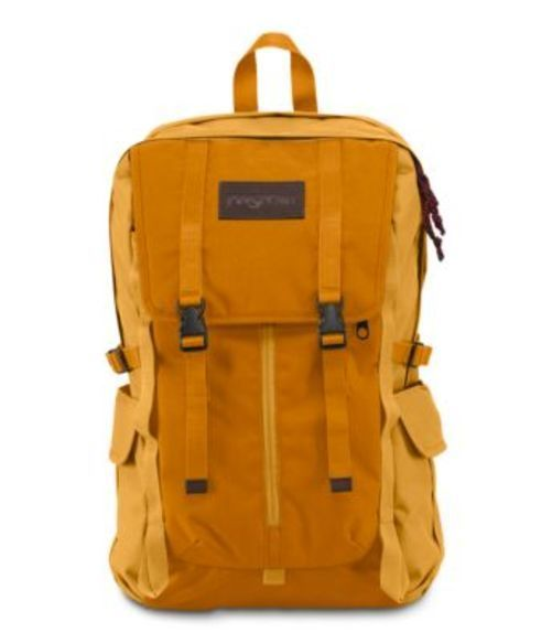 JANSPORT ジャンスポーツ バックパック リュックサック LOCKLYN BUCKTHORN BROWN   YELLOW JACKET  バッグ カバン