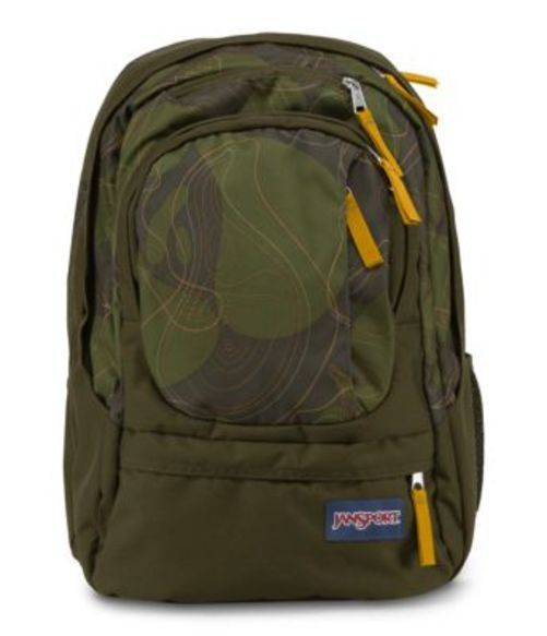 JANSPORT ジャンスポーツ バックパック リュックサック AIR CURE GREEN MACHINE TOPO CAMO  バッグ カバン