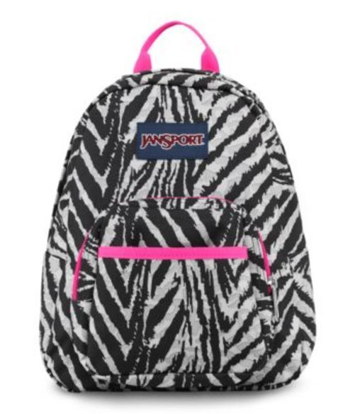JANSPORT ジャンスポーツ バックパック リュックサック HALF PINT GREY TAR WILD AT HEART  バッグ カバン