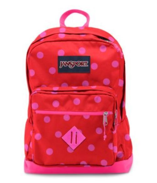 JANSPORT ジャンスポーツ バックパック リュックサック CITY SCOUT CORAL DUSK SPOTS  バッグ カバン