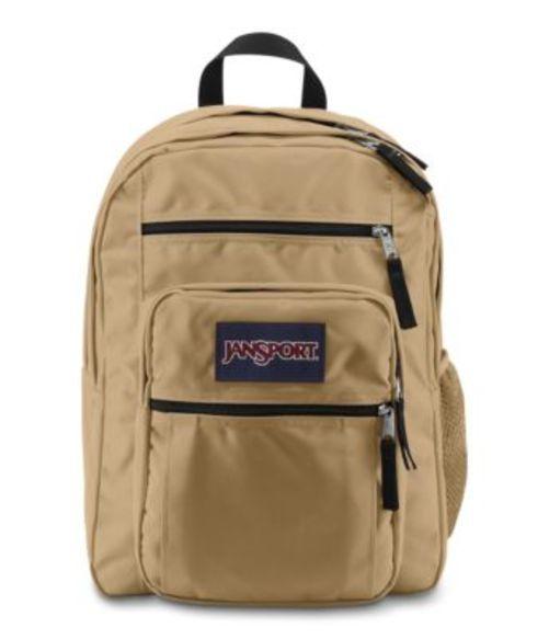 ジャンスポーツ JANSPORT BIG STUDENT BACKPACK FIELD TAN  バッグ 鞄 リュックサック バックパック
