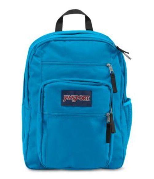 ジャンスポーツ JANSPORT BIG STUDENT BACKPACK BLUE CREST  バッグ 鞄 リュックサック バックパック
