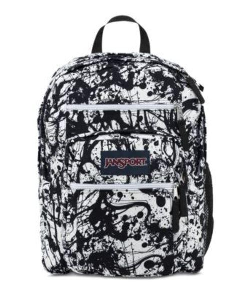 ジャンスポーツ JANSPORT BIG STUDENT BACKPACK BLACK PAINTBALL  バッグ 鞄 リュックサック バックパック