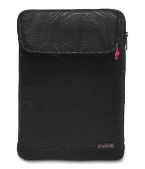 JANSPORT ジャンスポーツ バックパック リュックサック 2.0 13 SLEEVE FOR ノートパソコン AND タブレット BLACK GLOSS ZEBRA  バッグ カバン