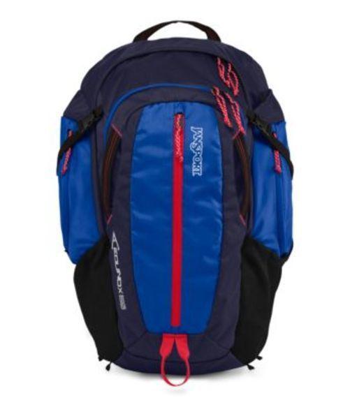 JANSPORT ジャンスポーツ バックパック リュックサック EQUINOX 50 NAVY MOONSHINE   BLUE STREAK  バッグ カバン