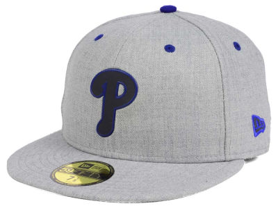 ニューエラ キャップ New Era  Philadelphia Phillies MLB Dual Flect 59FIFTY Cap Heather Gray Reflective Silver Heather Gray Reflective Silver ベースボールキャップ 帽子 野球帽